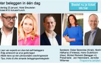 Presentaties seminar: Beter beleggen in één dag, 23 januari 2014