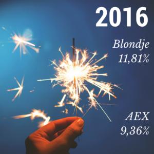 BlondjeverslaatAEXopnieuw2016