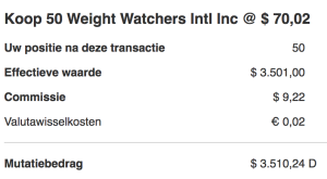 Koop 50 Weight Watchers